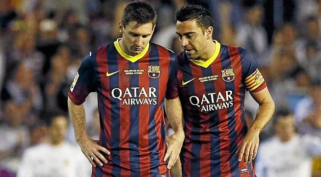 Xavi: Messi would be even better in the Premier League