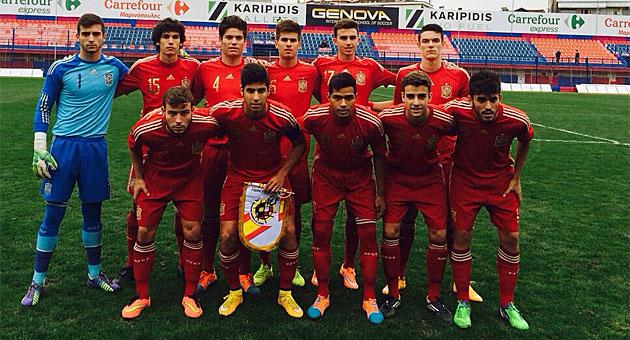 Selección sub 19 / Sefutbol