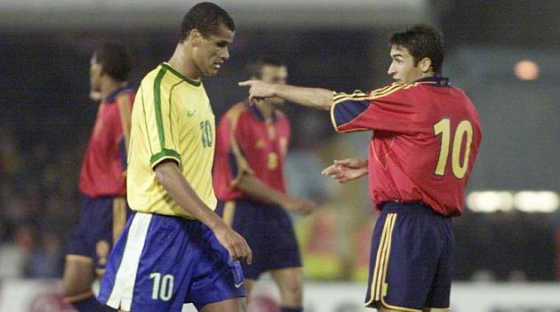 España nunca ha perdido en Vigo
