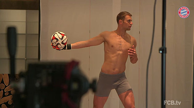 The naked truth about Manuel Neuers claims - MARCA.com