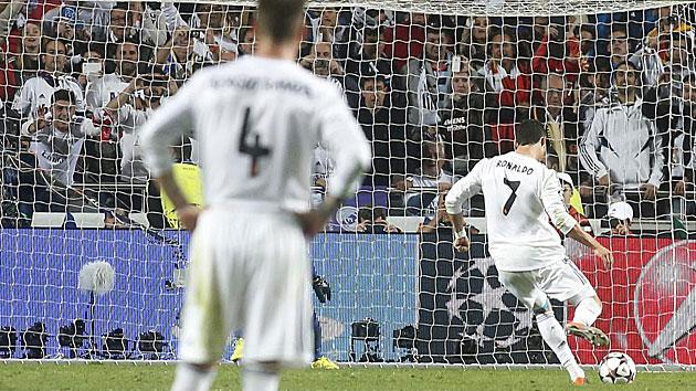 La UEFA se planteará que haya tanda de penaltis antes de los partidos