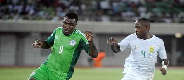 Nigeria fracasa y se queda fuera de la Copa de África