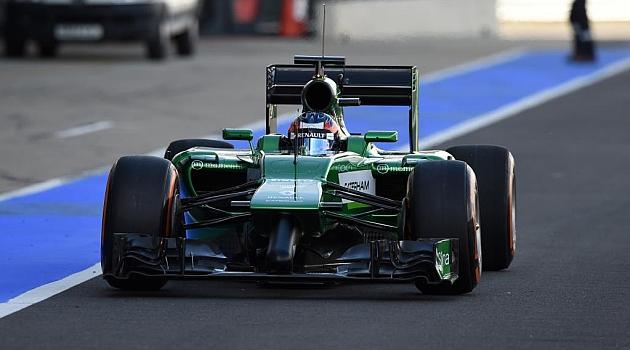 Will Stevens debutará en la Fórmula 1 con Caterham