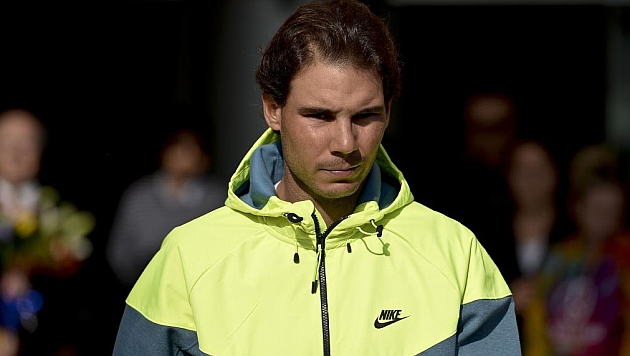 Nadal: I'd never do anything that might compromise my health