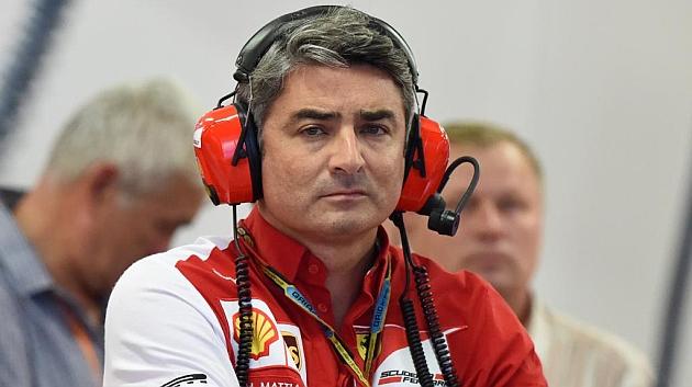 Ferrari echa a Mattiacci