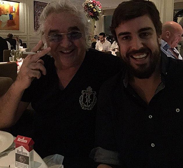 Briatore mocks Mattiacci