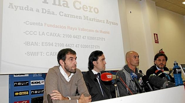 Rayo open charity turnstile for Carmen