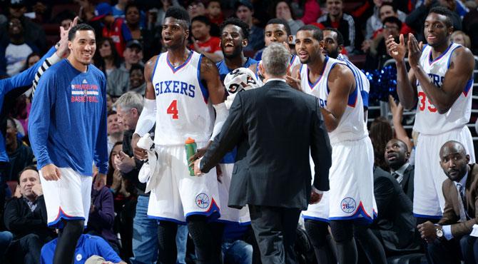La gran vergüenza de la NBA tiene nombre y apellido: Philadelphia Sixers