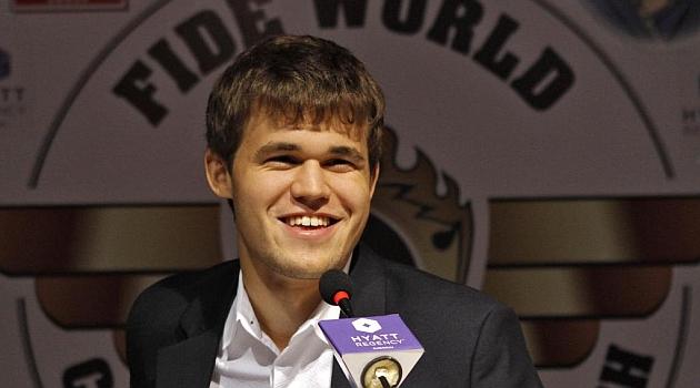 Carlsen sigue siendo el rey