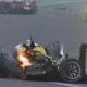 Webber vuelve a nacer tras un brutal accidente