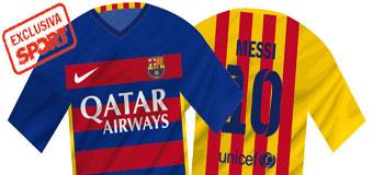 1b9f19d511151 ¿La nueva camiseta del Barça para la próxima temporada