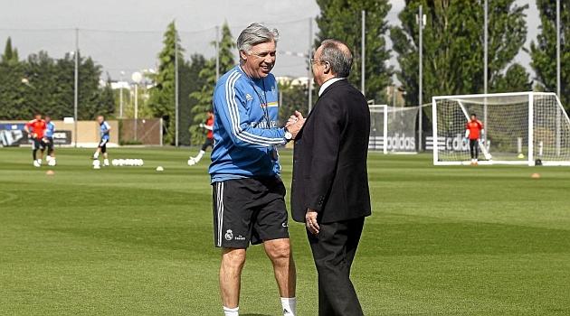 Carlo's complete commitment