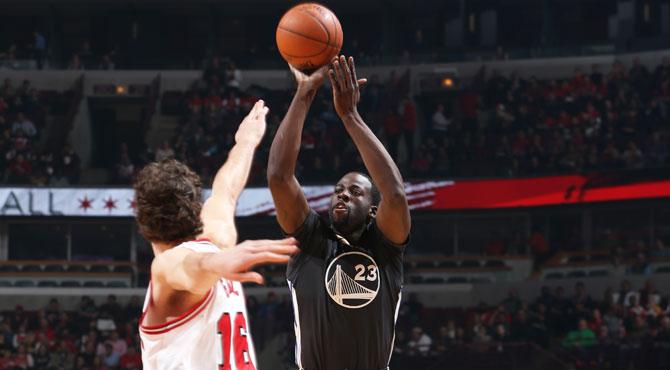 El 'Oso Bailarín' que adelgazó para ser el otro Curry apuntilla a los Bulls en su noche más grande