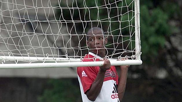 Faustino Asprilla, en una imagen de 2001. Foto: PABLO REY