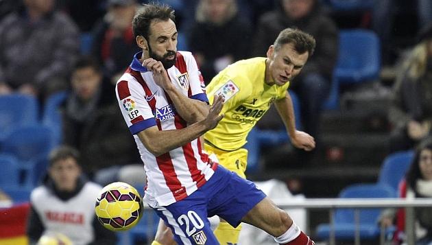 Vídeo  El gol de Vietto que terminó con la imbatibilidad liguera del  Atlético en casa. fd6f97438c4