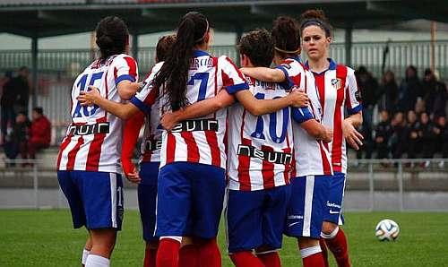 escuela de futbol atletico de madrid femenino