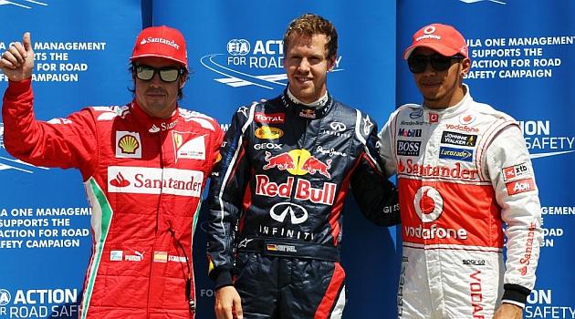 Fernando Alonso, el mejor piloto del último lustro para los jefes de equipo
