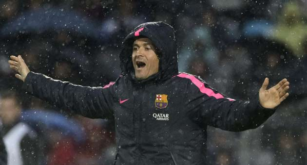 Luis Enrique: My doctor told me not to read the criticism
