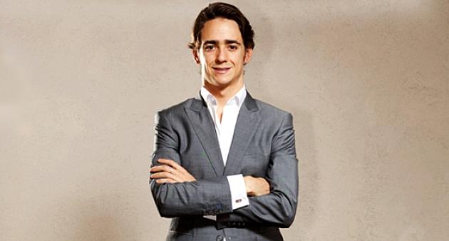 Esteban Gutiérrez, nuevo piloto probador de Ferrari
