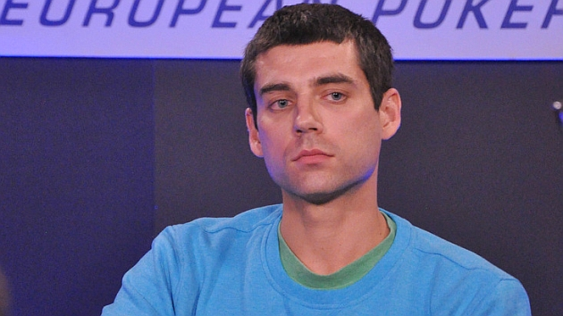 Stephen Graner, líder en la jornada final del EPT de Praga