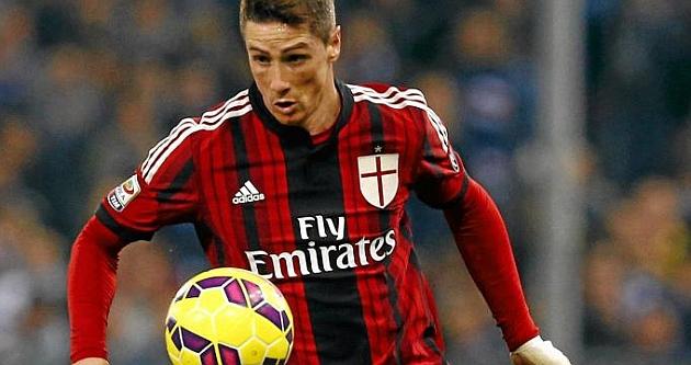 Milan deny Torres exit
