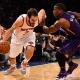 Los 21 puntos de Calderón no son suficientes para salvar a los Knicks del averno