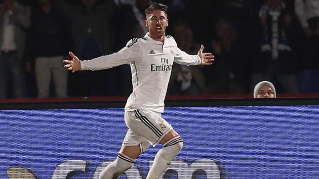 Sergio Ramos: Ha merecido la pena arriesgar