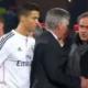 Cristiano Ronaldo pasa de Platini