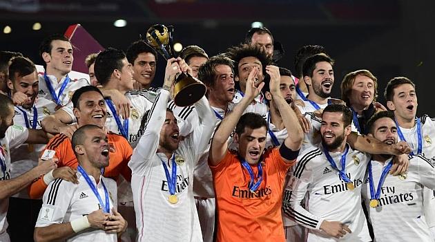 Madrid y Milan dominan el mundo