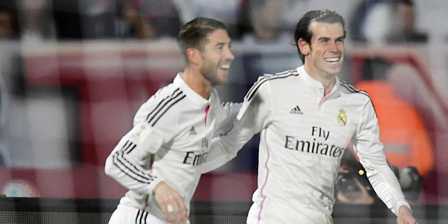 El Madrid canta las 22