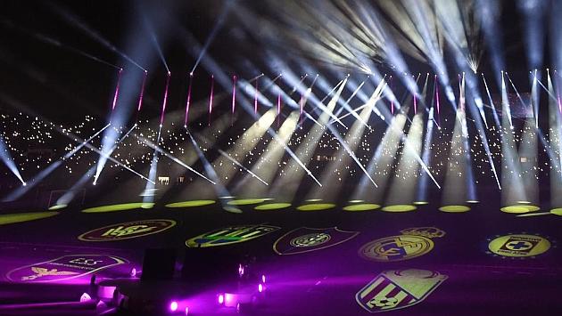 Ceremonia de Inauguración del Mundial de Clubes en Marruecos. Foto: AFP