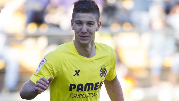 Luciano Vietto, durante un partido. / FOTO: CARME RIPOLLES