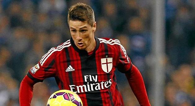 El Milan despide a Torres: Buena suerte, Niño