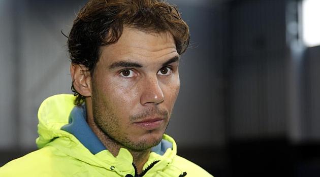 Nadal makes return number eight
