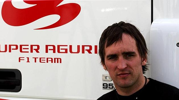 Montagny, en una imagen de 2006 cuando corría en Fórmula 1 / MARCA