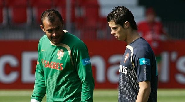 Nuno: Ronaldo is a perfect machine