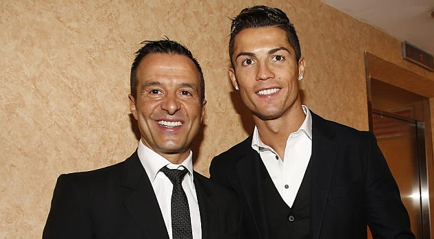 Mendes: There's no way Cristiano will go to PSG