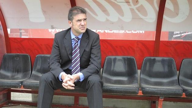 Gonzalo Arconada volverá a dirigir al Burgos
