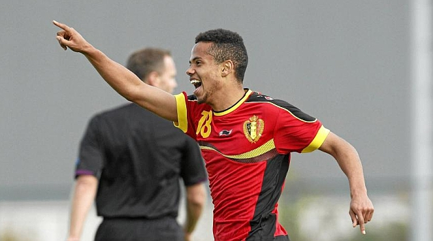 El Celta hace oficial el fichaje del belga Bongonda