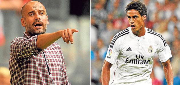 Is Varane Bayern-bound?