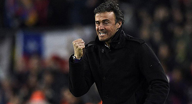 Luis Enrique says controversy is never far away