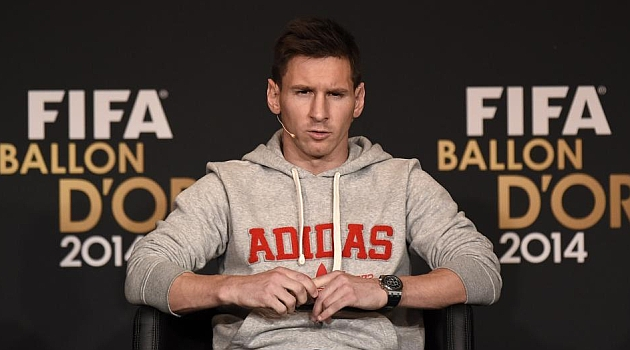 Messi backtracks: I'm not thinking about leaving
