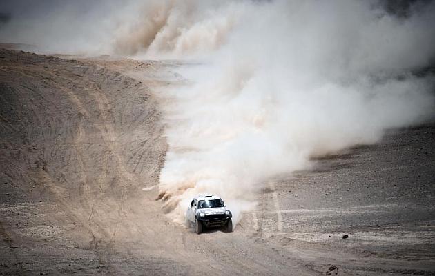 Al-Attiyah se queda sin rivales antes de la última batalla
