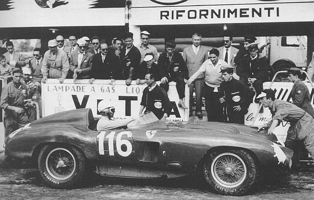 Muere Robert Manzon, el último representante de la temporada 1950 de F1