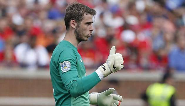 De Gea's waiting game