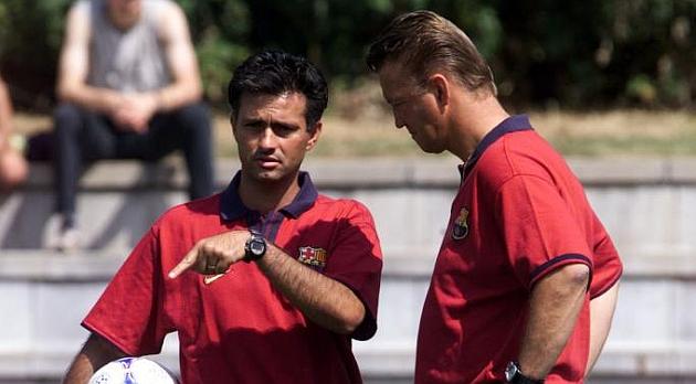 Blanc: Mourinho tiene una historia fantástica en el Barça