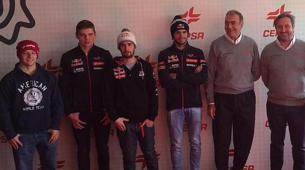 Verstappen: Cuando te ofrecen pilotar en F1 da igual la edad, hay que aceptar