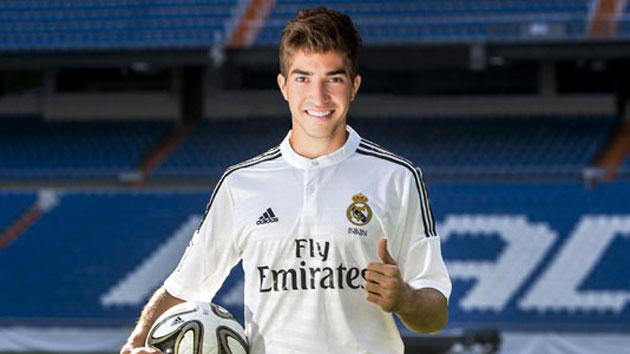 El Madrid hace oficial el fichaje de Lucas Silva