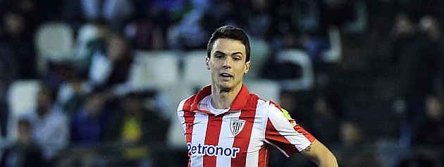 El centrocampista rojiblanco Erik Morán llega cedido al Leganés