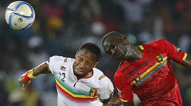 El sorteo se carga a Mali y Guinea jugará los cuartos de final